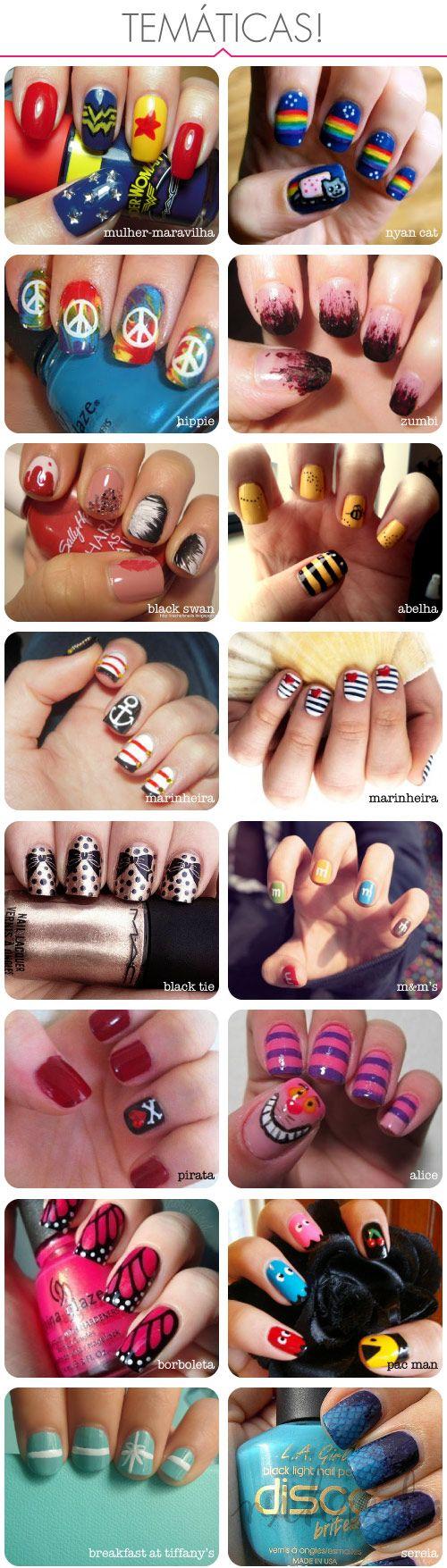 Unhas - Nails