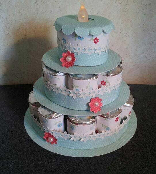 Hershey nugget cake