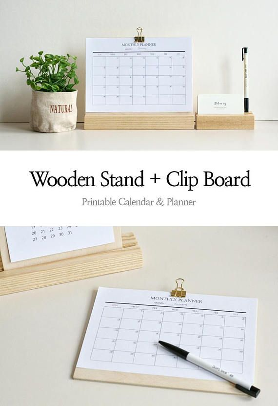 Solid Ash Wood Holder A5 Size Clip Board Wooden Holder Office Display Picture Stand Desk Planner S Desk Planners Planner Calendar Printables Ash Wood