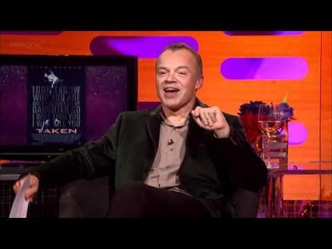 The Graham Norton Show S10E13 feat. Liam Neeson, Patrick Stewart, Alan D...