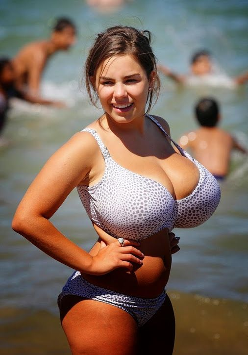 Amateur Large Breasts 91