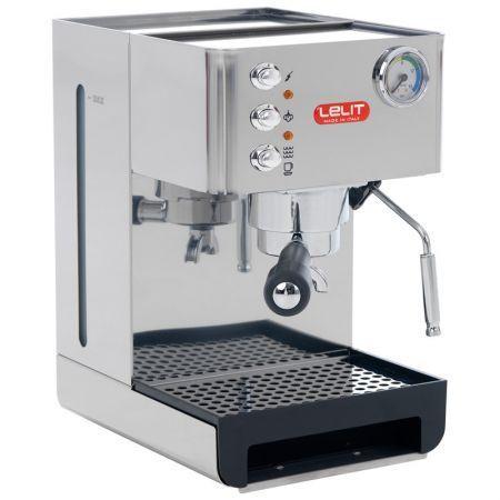 Lelit Anna PL41EM se pare a fi o variantă nouă de espressor de cafea manual, potrivit excelent atât acasă, cât şi la serviciu. Design-ul armonios cu finisaje şi detalii din inox îl va integra extrem …