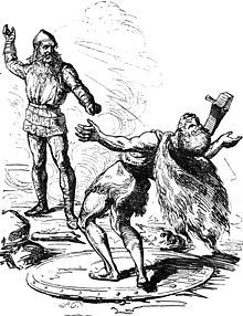 Rungne (norrønt: Hrungne) er i norrøn mytologi den sterkeste av jotnene. Han omtales flere steder i den norrøne mytologiske litteraturen, blant annet i Snorre Sturlasons Skaldskaparmål (i Den yngre Edda), i kapitlet Tor og Rungne.
