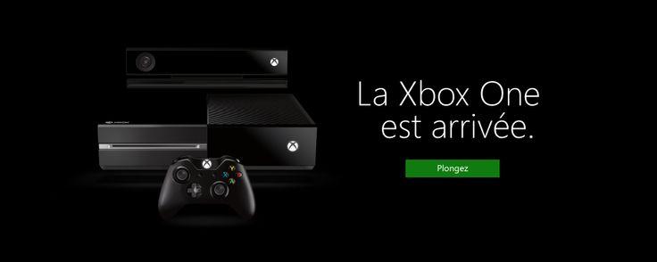 XBOX ONE DISPONIBLE MAINTENANT! #Xbox #XboxLive #XboxOne