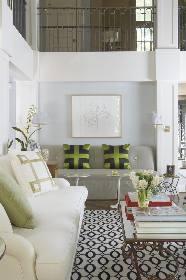 Bedroom sitting area traditional bedroom jan showers - Jan Showers Interior Design Turtle Creek Townhouse