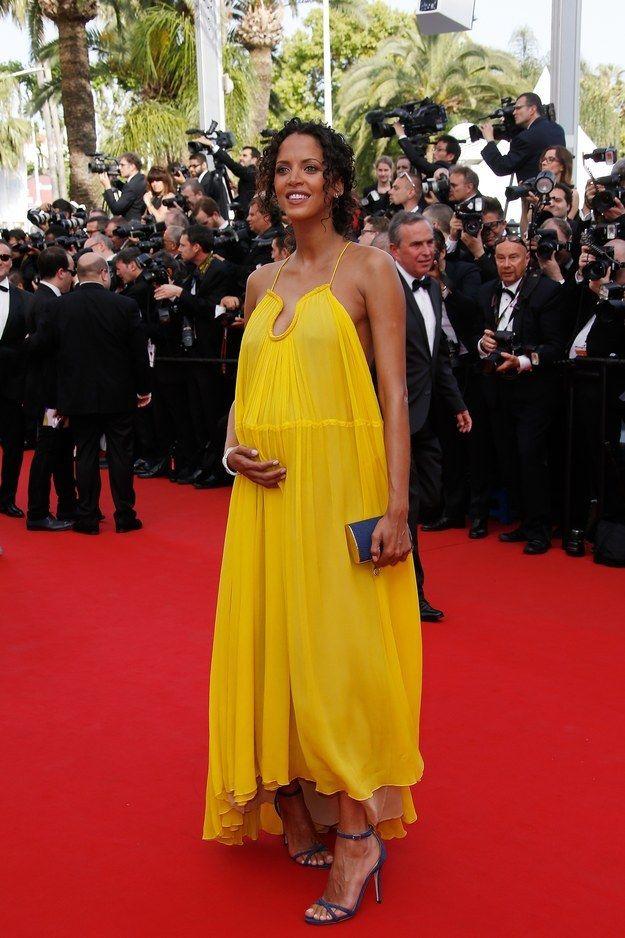 Noémie Lenoir | Cannes: tous les looks des célébrités lors de la cérémonie d'ouverture