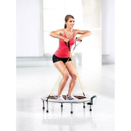 """Gold's Gym Circuit Trainer 36"""" Mini Trampoline Image 4 of 7"""