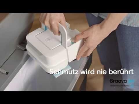 iRobot Braava Jet 240 - Wischroboter - YouTube