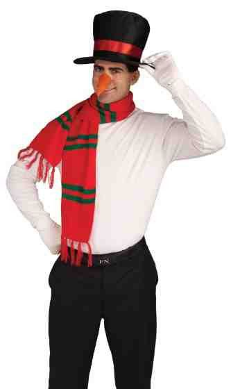 Holiday Snowman Costume Kit                                                                                                                                                                                 More