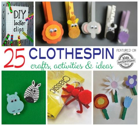 25+ unique Wooden clothespin crafts ideas on Pinterest ...