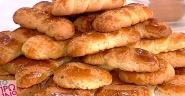 Τα πιο νόστιμα πασχαλινά κουλουράκια από την Αργυρώ! ΤΕΛΕΙΑ