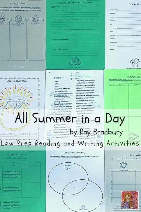 all summer in a day movie