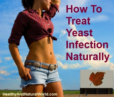 How To Naturally Treat Male Thrush