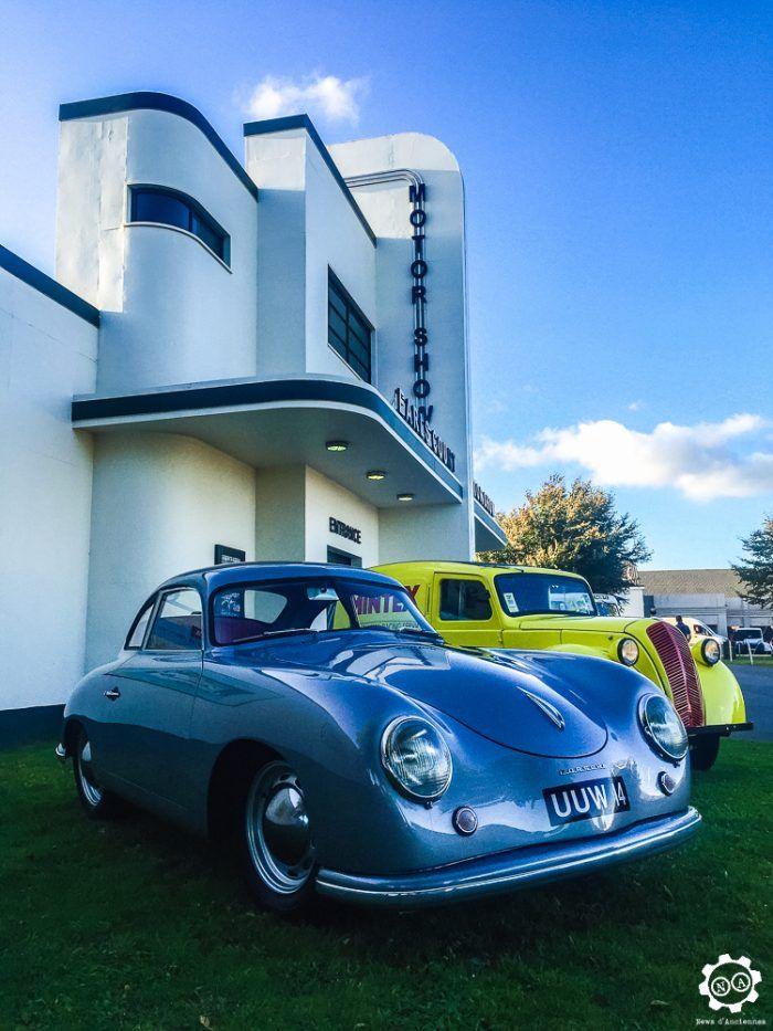 Porsche 356 à Goodwood Revival 2016 #MoteuràSouvenirs Reportage : http://newsdanciennes.com/2016/09/17/goodwood-revival-2016-toujours-au-top/