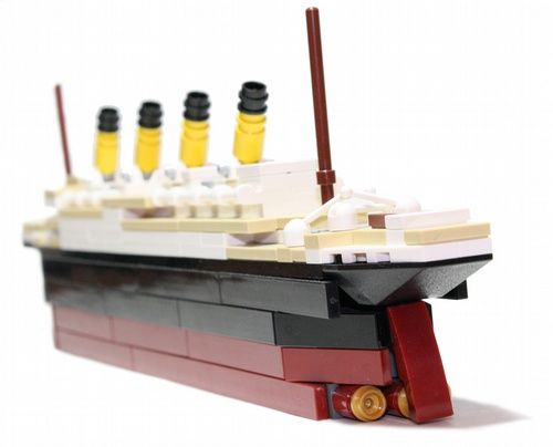 How to make a bow how to instructions - 17 Meilleures Id 233 Es 224 Propos De Lego Titanic Sur Pinterest
