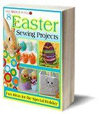 Free Easter Sewing E-Book..who doesn't like free??? Love this site!