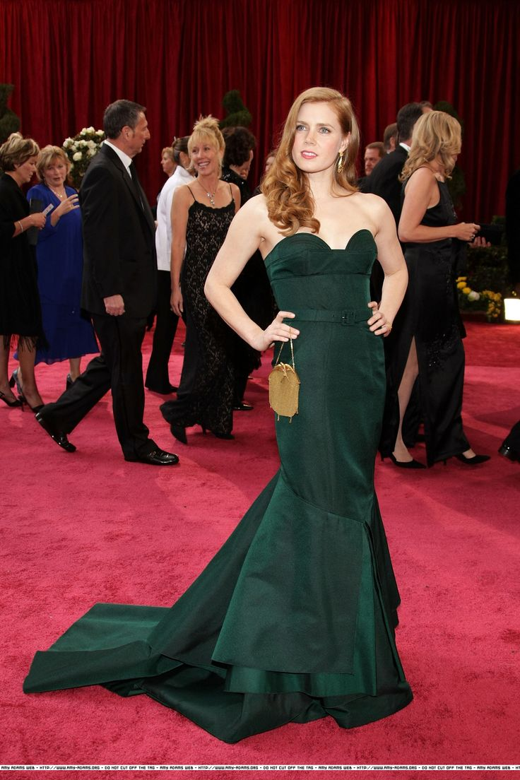 Amy Adams, Oscar 2008