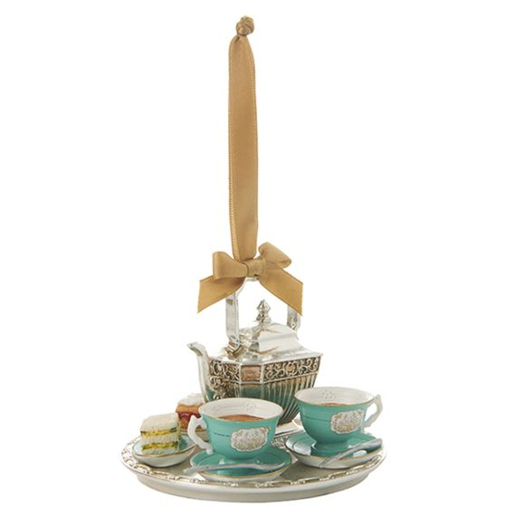 New fortnum mason tea tray ornament fortnum mason - Fortnum and mason christmas decorations ...