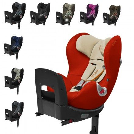 9 best images about cybex novedades sillas de coche y cochecitos on pinterest bebe group and - Silla cybex grupo 2 3 isofix ...