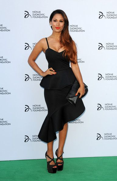Preeya Kalidas attends the Novak Djokovic Foundation London gala dinner at The Roundhouse on July 8, 2013 in London, England.