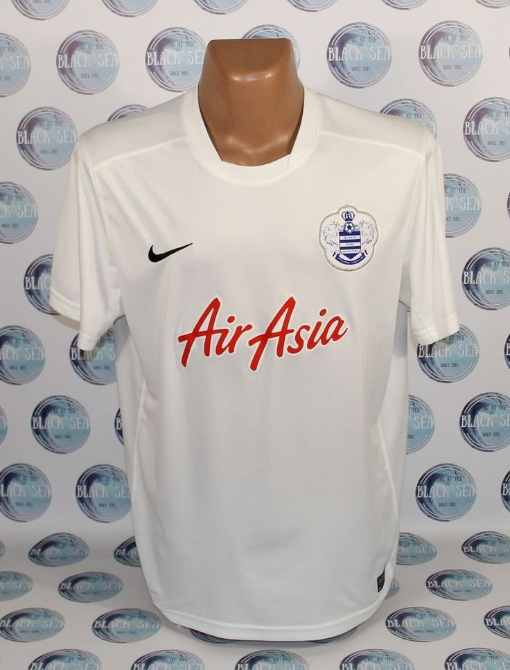 QUEENS PARK RANGERS 2014 2015 THIRD FOOTBALL SOCCER SHIRT JERSEY TRIKOT XL #Nike #QUEENSPARKRANGERS