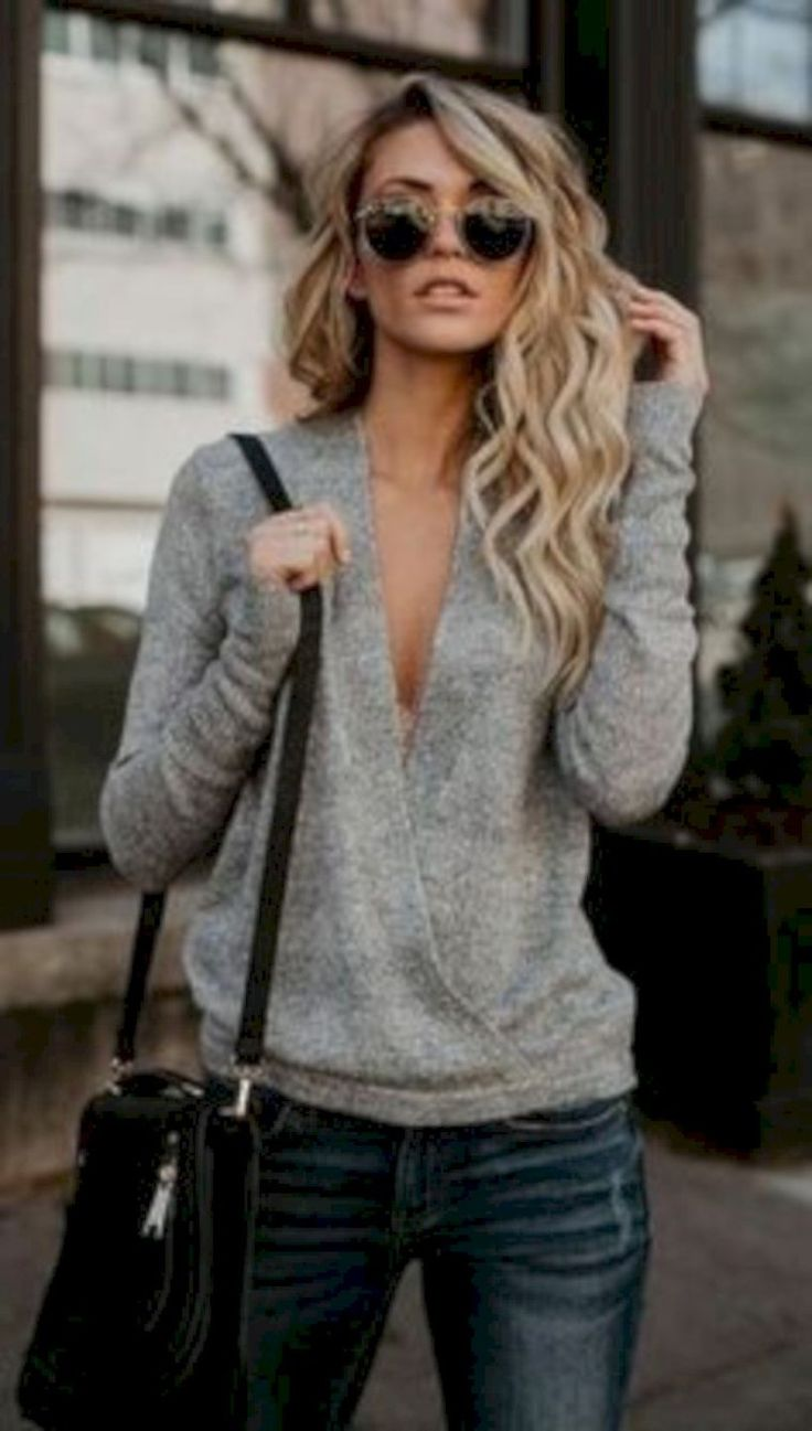 Totally Perfect Winter Outfits Ideas You Will Fall In Love With 07