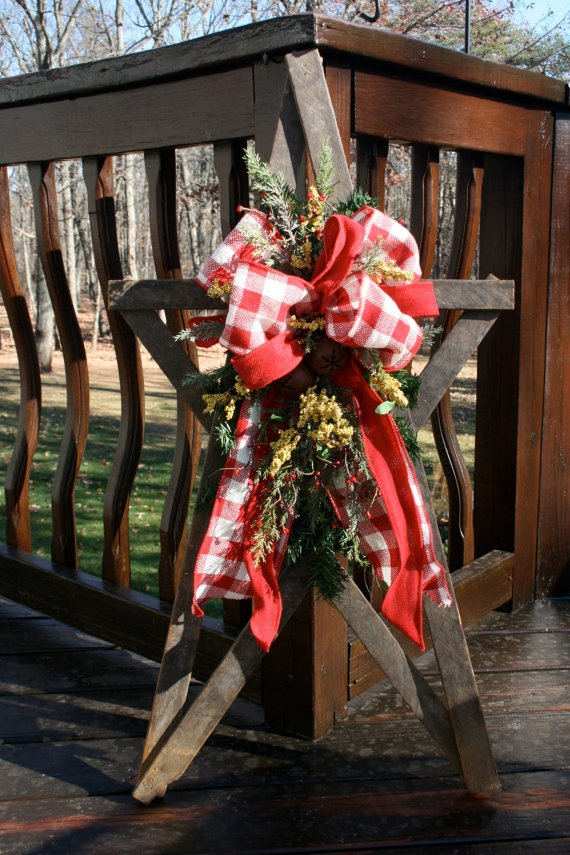 Large tobacco lath Christmas star woodsy by ThePetalPeddlers, $38.00
