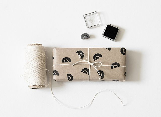 """paroise: """" Wrapping paper by Anna Bieniek on Flickr. """""""