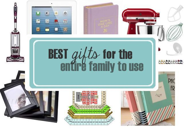 Best Gifts for the Entire Family to Use | eBay