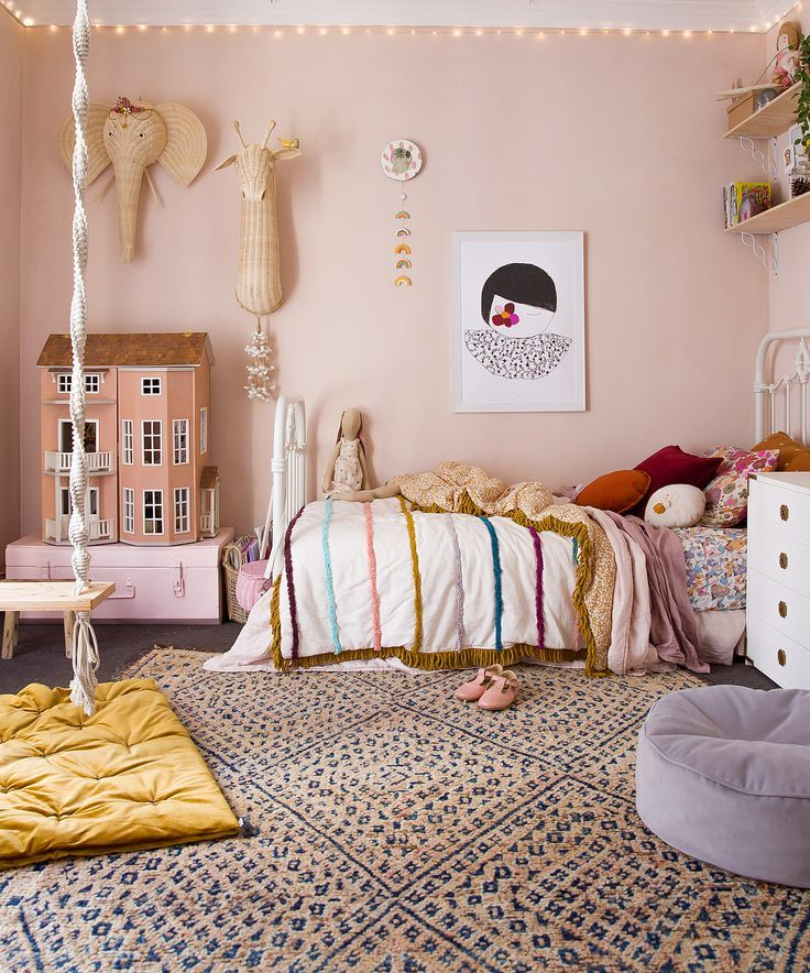 Girls Room I Am Actually Feeling Reluctant To Share It All With You As I Ve Built Up My Expectations So High It Neve Girl Room Kid Room Decor Pink Girl