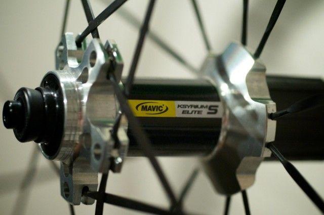 Mavic Ksyrium Elite S 2013 and Fulcrum Racing Quattro Wheels