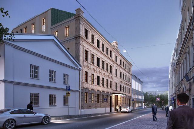 Bulgari to Open Hotel in Moscow in 2019