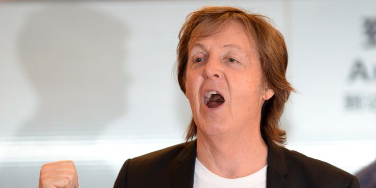Paul McCartney s'engage à son tour contre l'indépendance de l'Ecosse