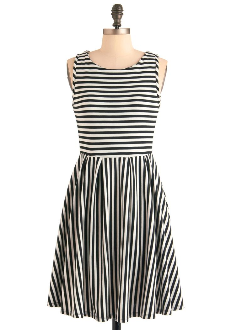 Whats the Lineup? Dress | Mod Retro Vintage Dresses | ModCloth.com
