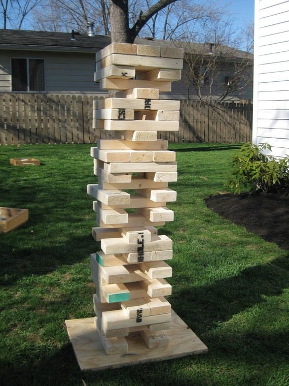 17 best images about tailgate games on pinterest photo booth backdrop life size jenga and. Black Bedroom Furniture Sets. Home Design Ideas