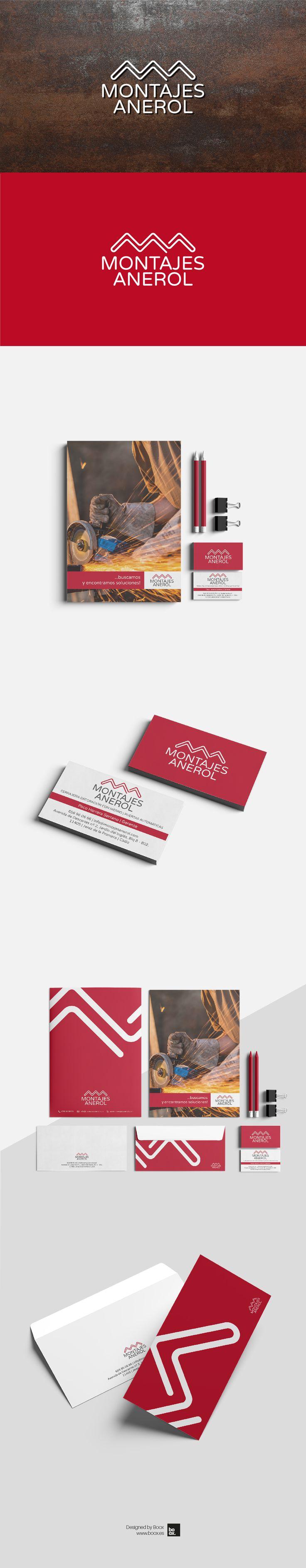 Diseño de branding e indentidad corporativa  http://www.boox.es