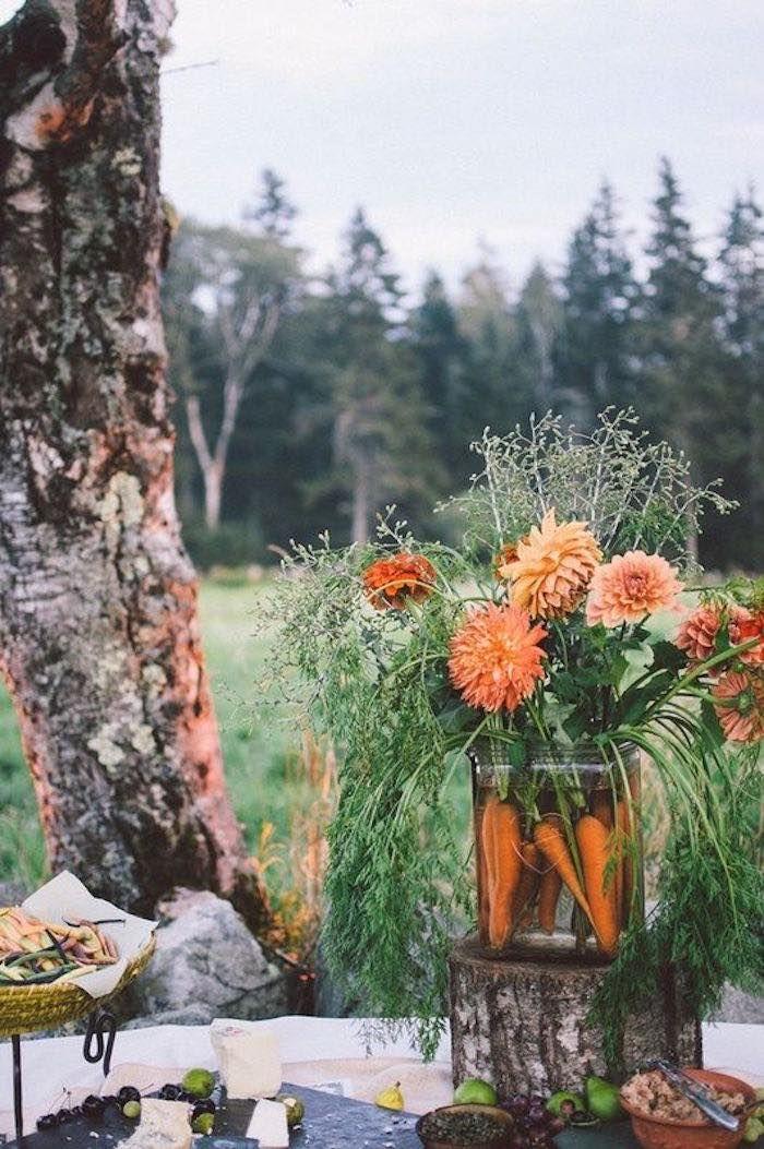 Quick Backyard Wedding Ideas : 1000+ images about centerpieces on Pinterest  Hydrangeas, Receptions