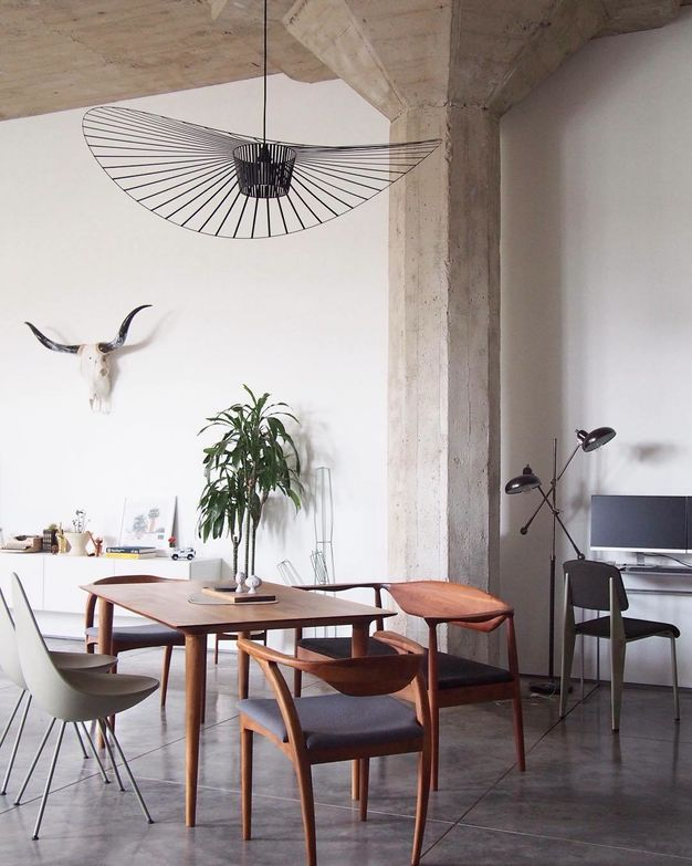 My Dining Room: Light! by Abigail Y.