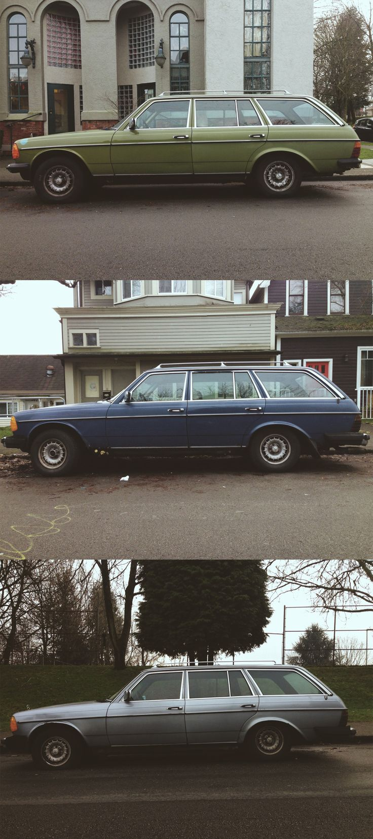 Wagonation - Where Station Wagons Still Roam Free : Photo