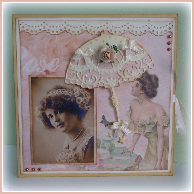 Romantic Vintage Marianne Design