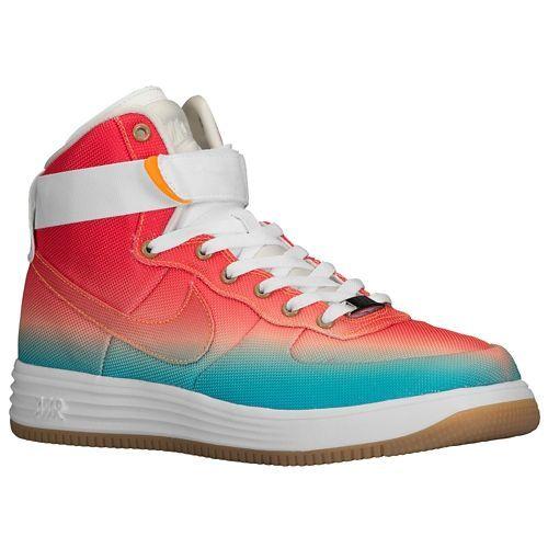 Nike Lunar Force 1 Hi - Men's