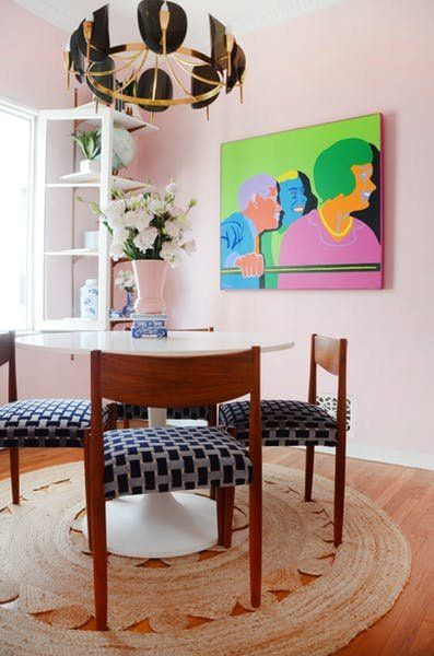 House Tour: An LA Apartment with Old-World Charm | Apartment Therapy