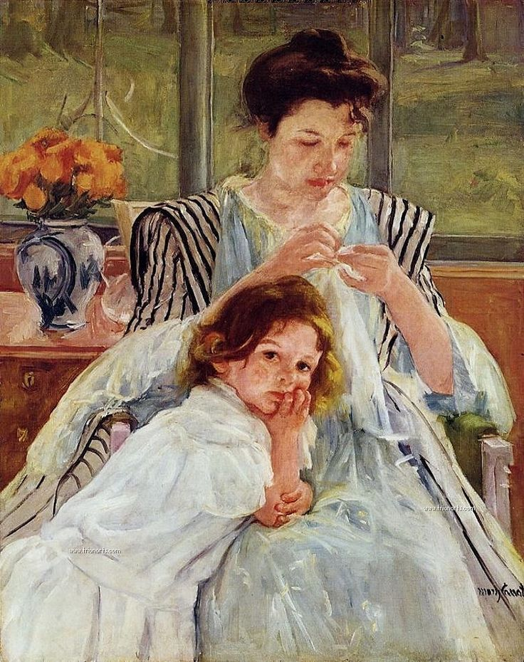 photo 780 Mary Cassatt - 13 Young mother sewing_zpsgh8d9vwz.jpg