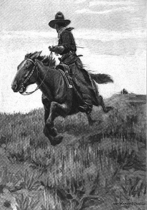 17 Best images about Herbert Dunton on Pinterest | Rodeo