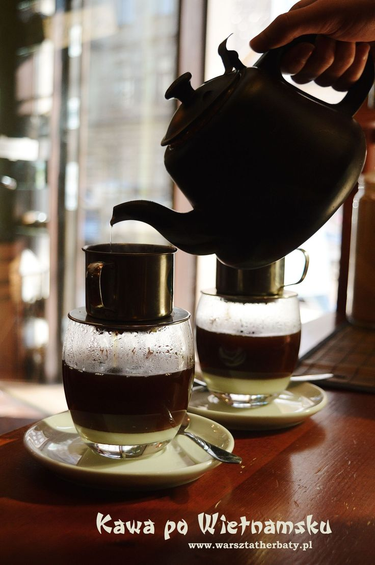 Kawa po Wietnamsku - jak przygotować, historia i ciekawostki... http://warsztatherbaty.pl/content/38-kawa-po-wietnamsku