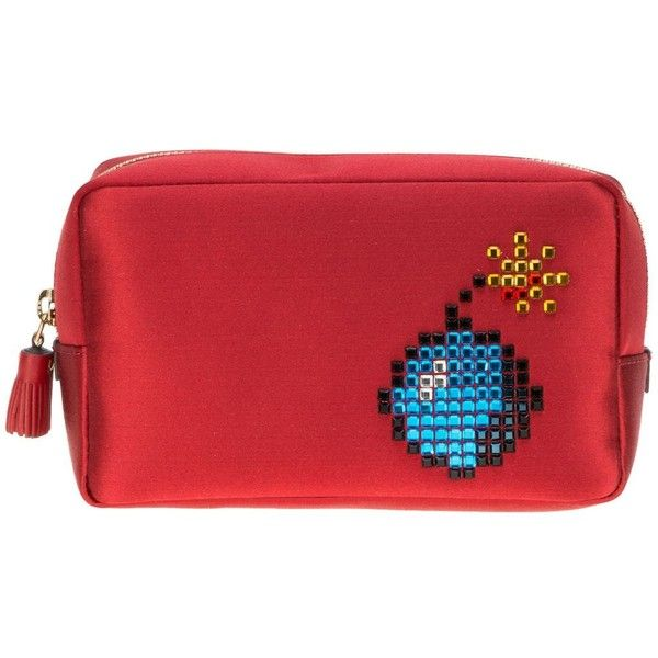 Anya Hindmarch 'bomb' Clutch featuring polyvore, women's fashion, bags,  handbags,
