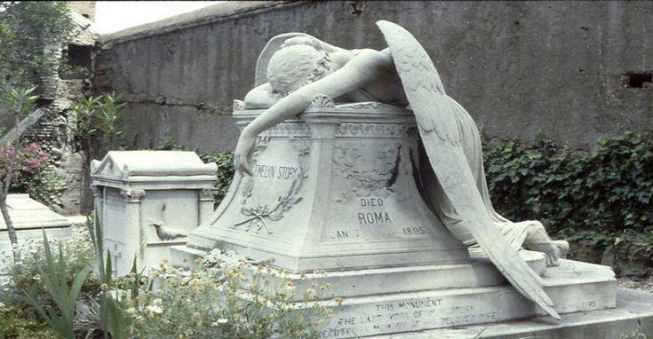 Этот памятник с римского кладбища известен на весь мир. Узнав его историю, ты ужаснешься!