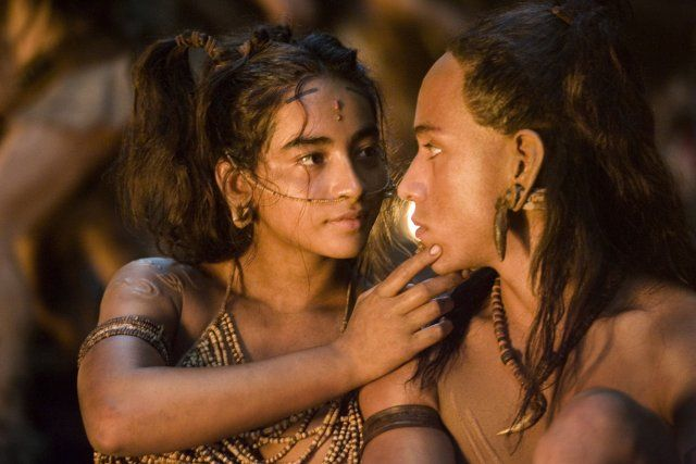 Still of Rudy Youngblood in Apocalypto
