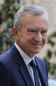 Bernard Arnault & family Net Worth $29,000,000,000 Chairman and CEO, LVMH Moet Hennessy Louis Vuitton Age: 64 Source of Wealth: LVMH Country of Citizenship: France Education: Bachelor of Arts / Science, Ecole Polytechnique de Paris Marital Status: Married Children: 5 Forbes Lists #10 Forbes Billionaires #2 in France #56 Powerful People