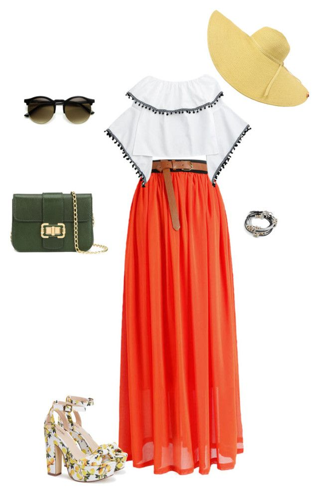 Set 2 by elena230-1 on Polyvore featuring мода, Monique Lhuillier and Lizzy James